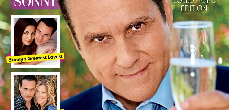 GH's Maurice Benard Goes Deep in New Soaps In Depth for 25 Year Anniversary!