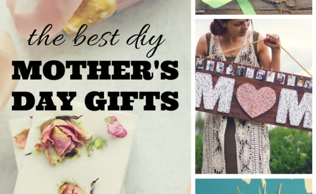 Best Diy Mother S Day Gifts That Anyone Can Make Soap