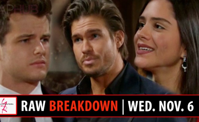 The Young And The Restless Spoilers The Abbotts Welcome Theo