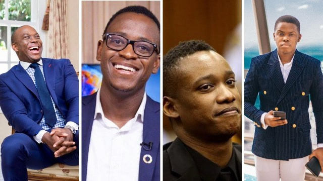 10 Youngest Billionaires South Africa 2021