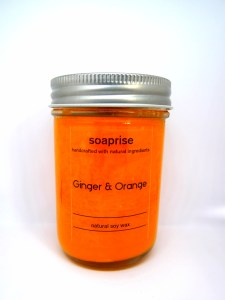Ginger-Orange-Candle