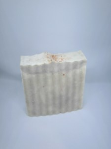 cold process soap-himalaya pink salt