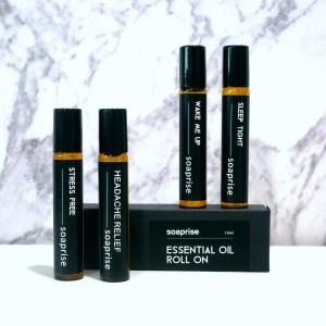 Essential oil roller