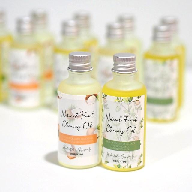 Natural Facial Cleansing Oil
