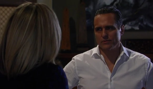 Sonny asks Carly to renew their vows