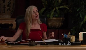 Ashley talks to Phyllis about Billy-CBS