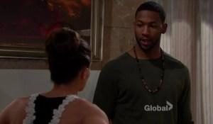 Jordan tells Chelsea what he's learned-CBS