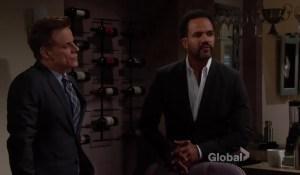 Michael and Neil talk business-CBS