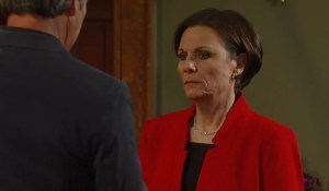 Ned tells Tracy the truth about Samira-ABC