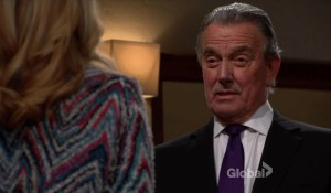 Victor's not happy with Nikki's choice-CBS