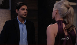 Ravi tells Ashley about her mom-YR-CBS