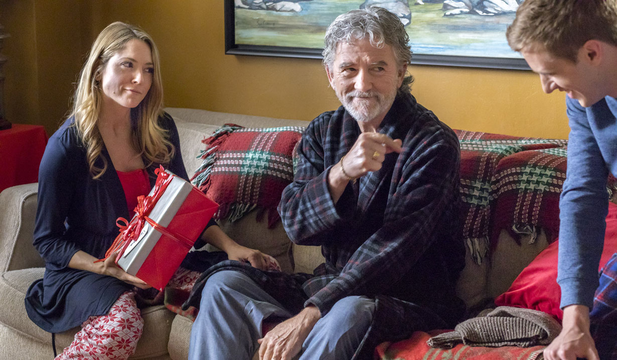 Hallmark\'s Christmas in July includes Patrick Duffy\'s premiere movie ...