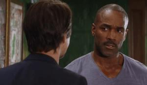Finn asks Curtis to be his best man -GH-ABC