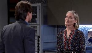 Cassandra tells Finn she's staying-GH-ABC