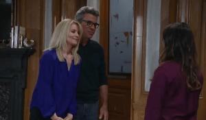 Robin is eager to meet Anna's boyfriend-GH-ABC