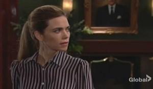 Victoria-discuss-Abby-YR-CBS