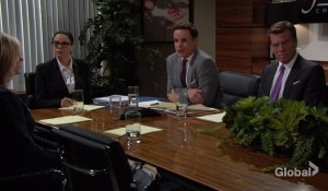 Jack, Ashley and Michael in arbitration-YR-CBS