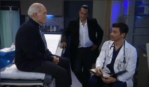 Sonny watches Griffin test Mike-GH-ABC