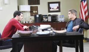 shawn and rafe worry hope set Ben up