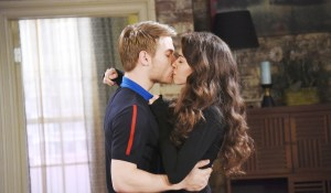 tripp and ciara kissing