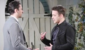 jj tells chad he thinks gabi setting abby up