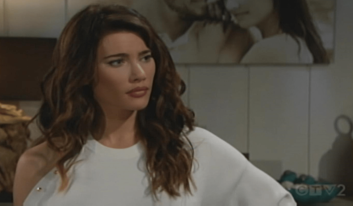 Steffy confronts Thomas Bold and Beautiful