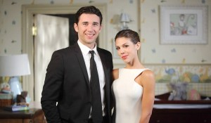 """""""Days of our Lives"""" Set Wedding"""