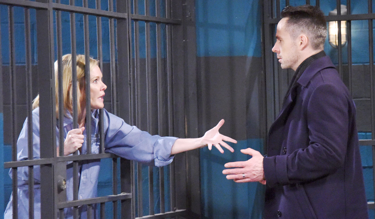 Deconstructing GH: A lot of excitement but the flashbacks