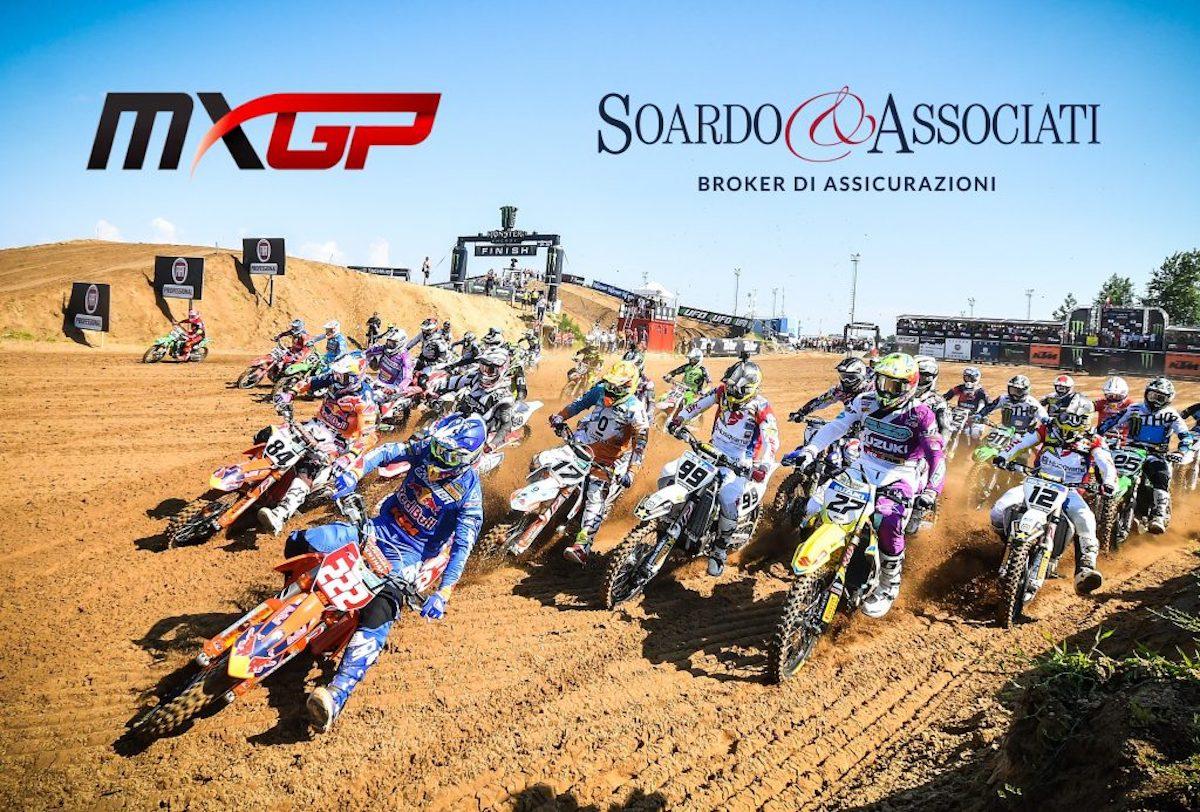 Soardo e Associati sponsor del Mondiale di Motocross