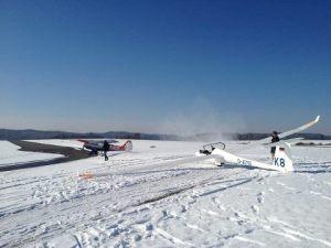 winteronderhoud in Duitsland met Patrick Puskeiler, omdat het kan.