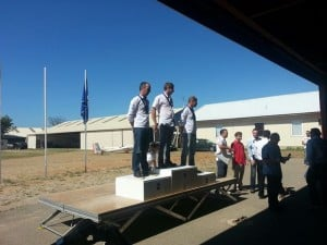 EGC 15 m. winners