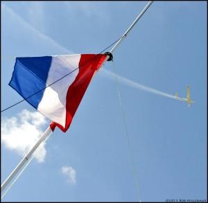 JWGC Peter en vlag