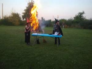 WWGC heksen feest.