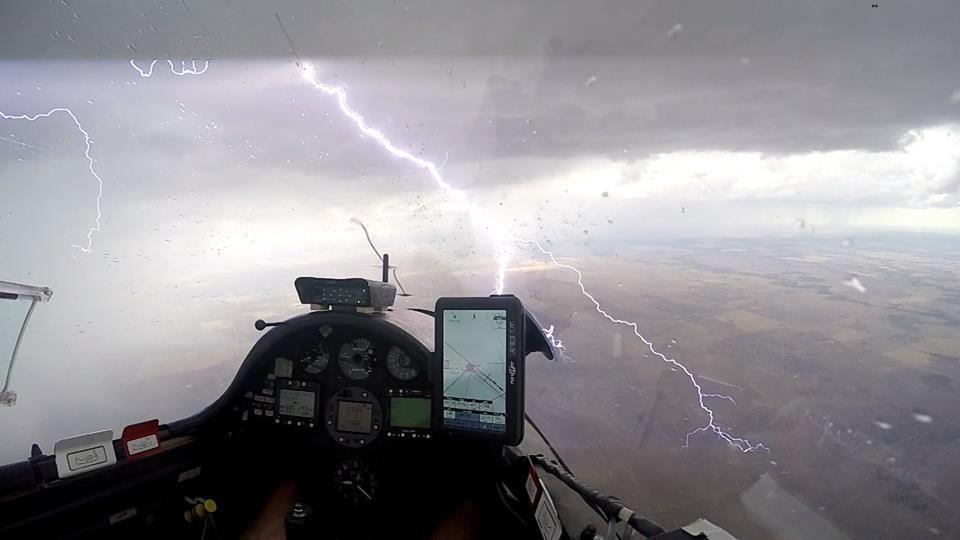 ZZZNarromine thunderstorm