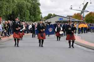 Anzac day in Tocumwal