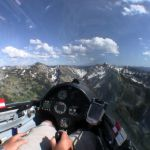 Gliders Racing the Wyoming Salt River Mountains