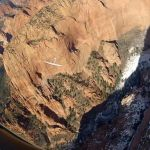 Gliding Kolob Canyon