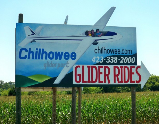 Come and fly at Chilhowee Gliderport