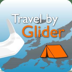 Travel by Glider Logo Groß