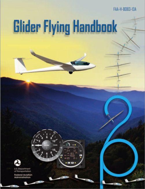 2013 FAA Glider Flying Handbook