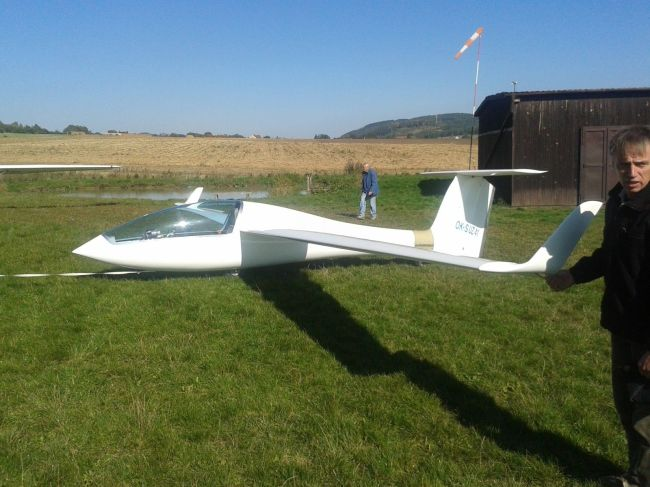 2014-02-22-1 - Sagitta UL Powered Glider