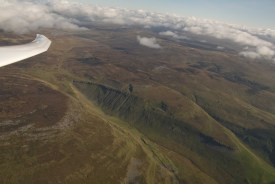 soaring the pennines