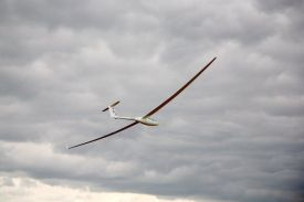 LAK's 21 meter glider