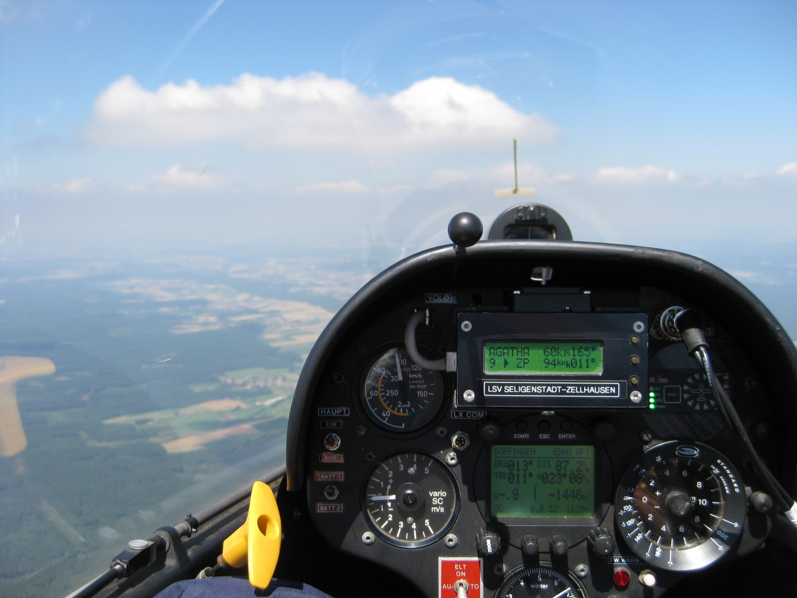 Thoughts on Low-Cost Gliding Navigation - Soaring Cafe