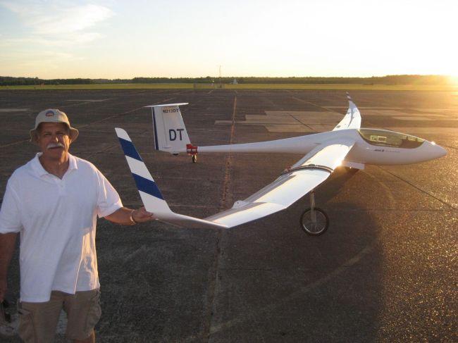 Dave Coggins' brand-new jet-sustainer JS1