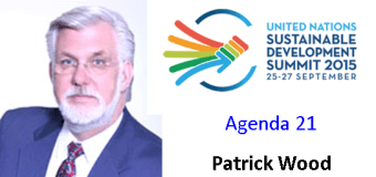 SER 14 – Pat Wood – Pope Francis and the UN Agenda 21
