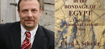 SER 91 – Chad Schafer – The World in the Bondage of Egypt: Under the Triumphal Arch of Titus