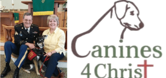 SER 124 – Ron Leonard – Canines for Christ