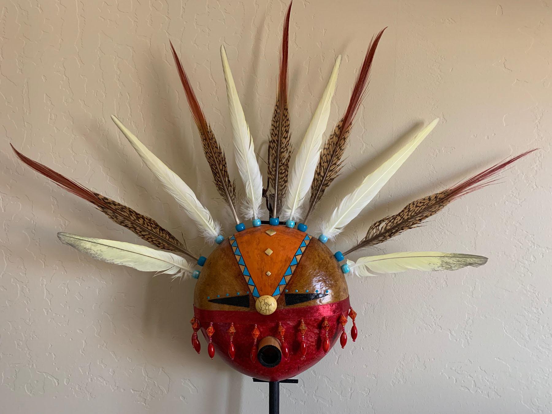 Red Cloud Warrior