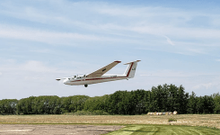 Central Alberta Gliding Club Proving Grounds